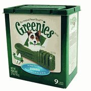 Greenies Treat Tub-Pak, Jumbo 27 oz